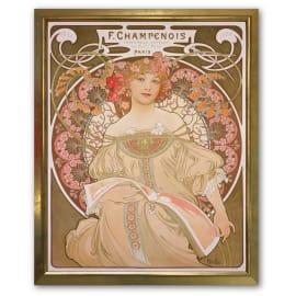 Stampa incorniciata Redhead 45 x 55 cm
