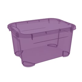 Scatola T Box XXS L 26 x P 19 x H 14 cm viola