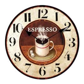 Orologio Espresso 34x34