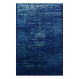 Tappeto Vintage blu 160 x 230 cm