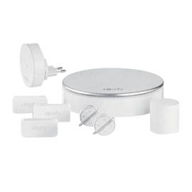 Kit allarme senza fili Protect Home Alarm soluzione completa di sicurezza bianco