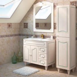 Mobile bagno Caravaggio L 90 cm
