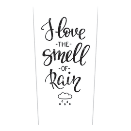 Portaombrelli Smell of Rain Bian bianco