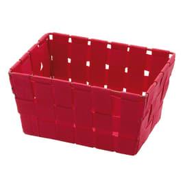 Porta oggetti Adria mini Long rosso