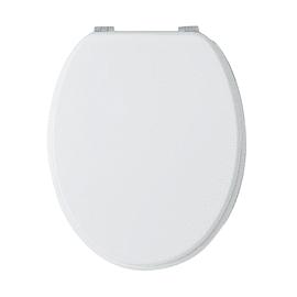 Copriwater Antibatterico bianco