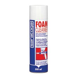 Pulitore schiuma poliuretanica Saratoga Foam cleaner trasparente 0,5 L
