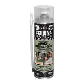 Schiuma poliuretanica Schiuma rapida grigio 500 L