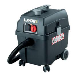 Aspiratore solidi e liquidi Lavorwash Pro worker. Potenza di aspirazione 24 Kpa, serbatoio da 27L