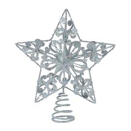 Puntale argento 20 x 23 x 6 cm