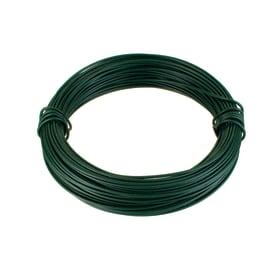 Filo in ferro zincato rivestito in PVC Ø 2 mm x 7 m