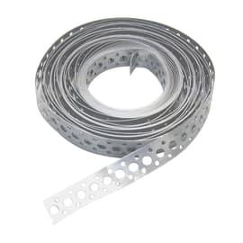 Banda lamiera 1000 x 17 mm, in acciaio zincato