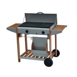 Barbecue a gas prezzi e offerte online for Bombola gas 5 kg leroy merlin