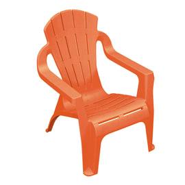 Sedia bimbi impilabile Miniselva arancione