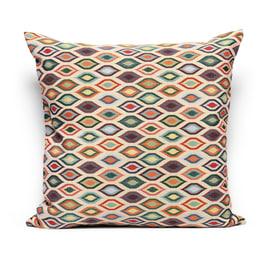 Cuscino Gobelino multicolor 70 x 70 cm