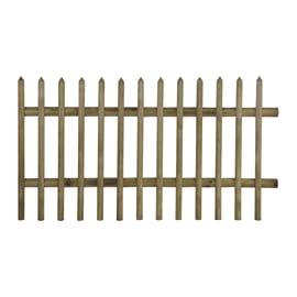 Steccato fisso