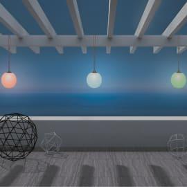 Lampada da tavolo Norai LED integrato