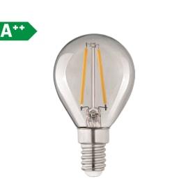 Lampadina LED Lexman E14 =25W sfera luce naturale 360°
