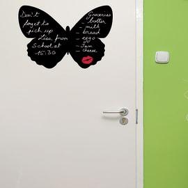 Lavagna Farfalla nero 29,8 x 42,5 cm