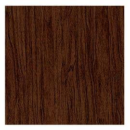 Piano tavolo L 80 x P 80 x H 3 cm marrone