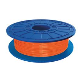 Filamento PLA per stampante 3D arancione