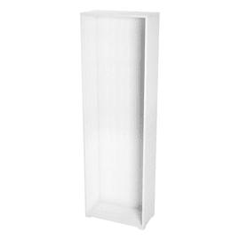 Struttura Spaceo bianco L 60 x P 30 x H 192 cm