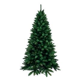 Albero di Natale artificiale Livigno H 240 cm