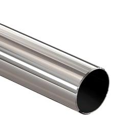 Corrimano acciaio inox 316 L 200 cm