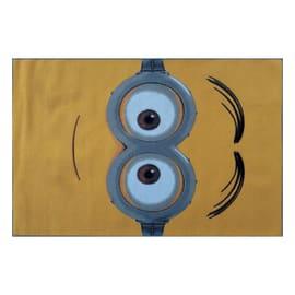 Tappeto Minions Eye multicolore 95 x 133 cm