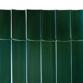 Cannicciato sintetico Plasticane verde L 3 x H 1 m