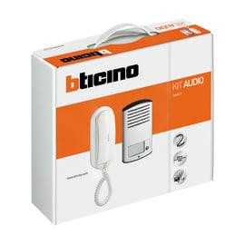 Citofono 2 fili BTicino Kit audio monofamiliare
