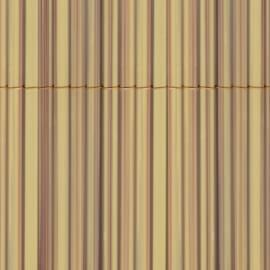 Cannicciato doppio sintetico Colorado bamboo L 5 x H 1 m