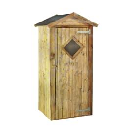 Legnaie E Box Porta Attrezzi Da Giardino Leroy Merlin