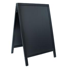 Lavagna Duplo nero 55 x 85 cm