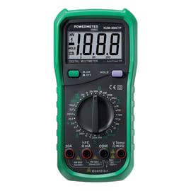 Multimetro GBC KDM-360CTF