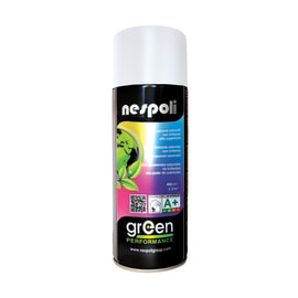 Smalto spray bianco RAL 9010 opaca 400 ml