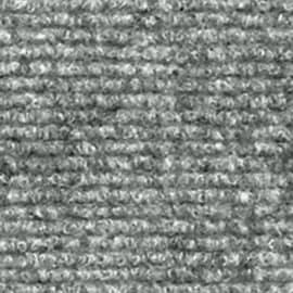 Moquette agugliata al taglio Riva grigio 400 cm
