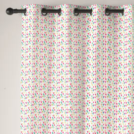 Tenda Envol rosa 140 x 280 cm