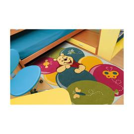 Tappeto Winnie party premium multicolore 100 x 150 cm