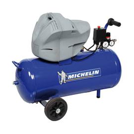 Compressore coassiale Michelin F6000-50, 3 hp, pressione massima 8 bar