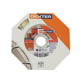 Disco diamantato 4120810-283 a corona segmentata Ø 125 mm