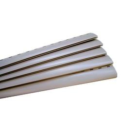 Kit di aste 83 x 25 cm grigio