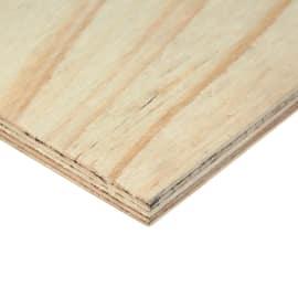 Pannello compensato multistrato pino fenolico naturale 15 x 1220 x 2440 mm