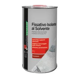 Fissativo isolante Solvente trasparente 4 L