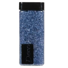 Sassi vetro decorativi viola 0,8 g