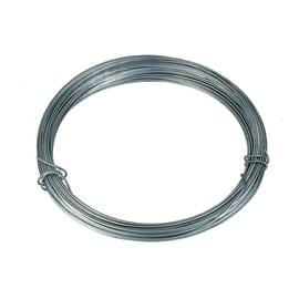 Filo in ferro zincato Ø 0,45 mm x 35 m