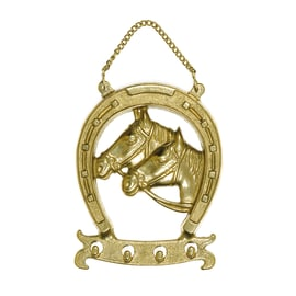 Bacheca porta chiavi Cavallo 4 posti 11 x 1 x 13,8 cm