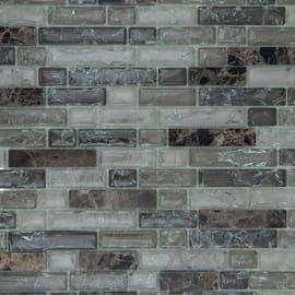 Mosaico Craquele 31,5 x 30,5 cm grigio, beige