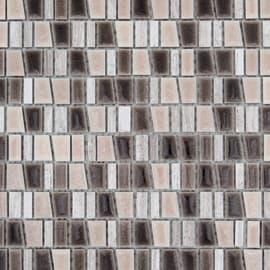 Mosaico Murini 32 x 31 cm marrone, beige