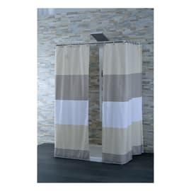 Tenda doccia Cadorna L 180 x H 200 cm