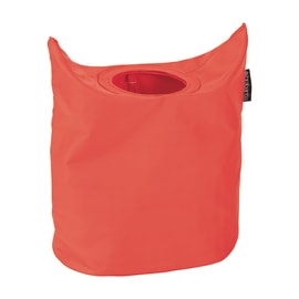 Portabiancheria Laundry Bag Oval rosso 50 L